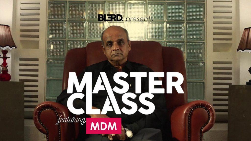 BLERD Master Class show