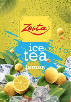 Zesta Ice Tea Lemon