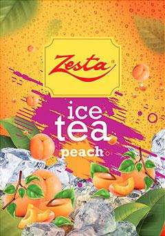 Zesta Ice Tea Peach