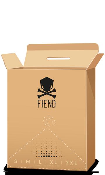 fiend packaging