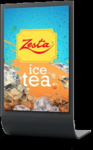 Zesta Ice Tea tabletop